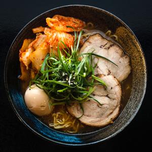 Kimchi Delight